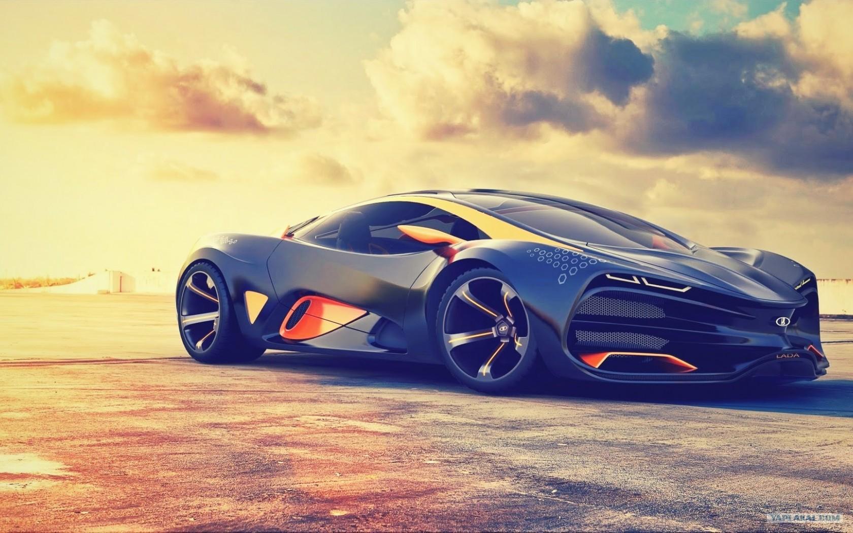 Lada Concept Auto