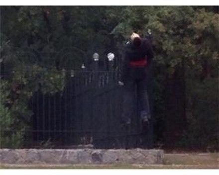 В Харькове на ограде церкви нашли труп