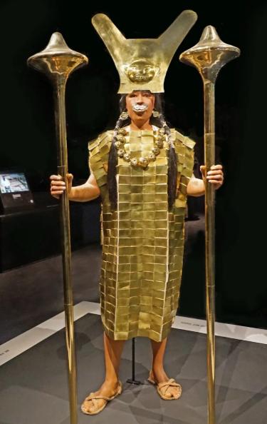 Сосуд греха, или индейцы-девианты и женский вопрос в древнем Перу