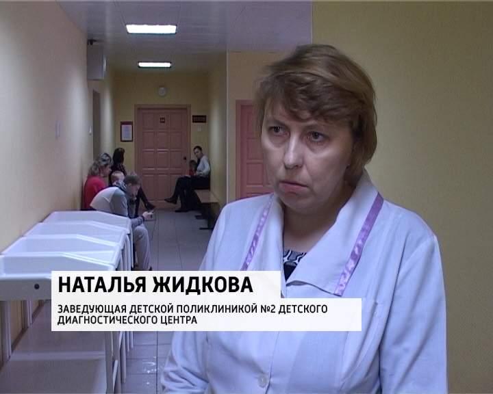 Поздравления заведующей поликлиника