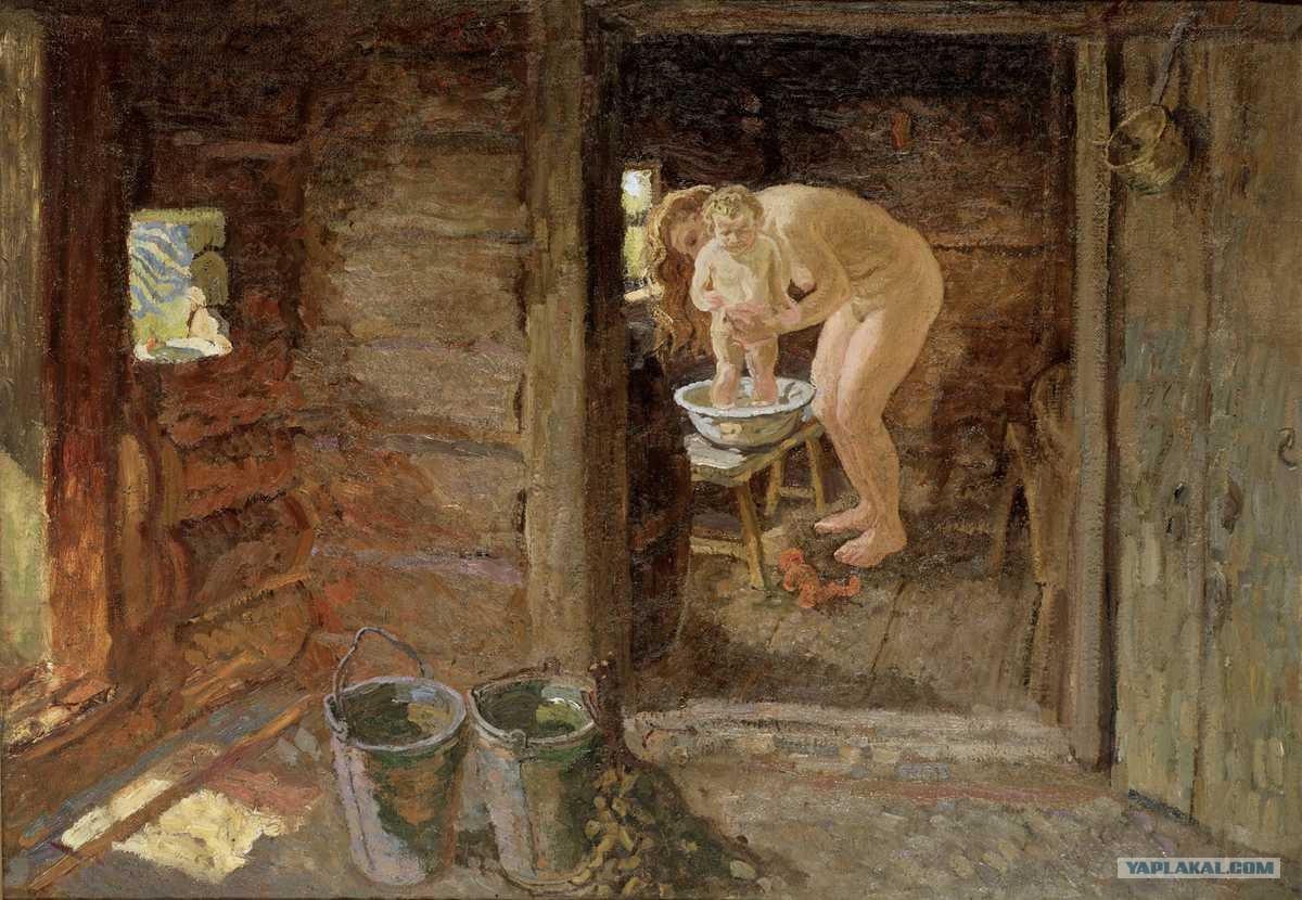 Русская баня и бабы 12 фотография