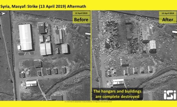 В Сирии погибли иранские, белорусские и корейские ракетчики
