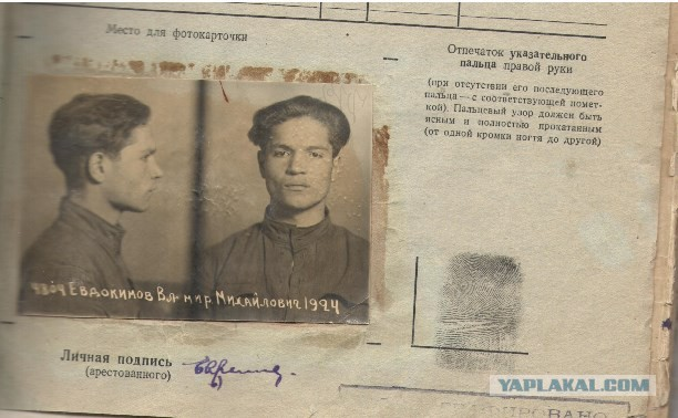 Рассекреченные архивы ФСБ