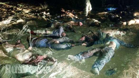 Наступление в Алеппо захлебнулось в крови: уничтожены танки, БМП и 166 боевиков