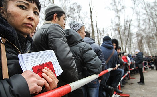 МВД предложило обязать мигрантов возмещать затраты на депортацию из России