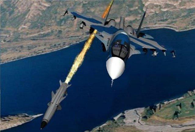 ...бомбардировщика Су-34 пополнят парк воздушных...