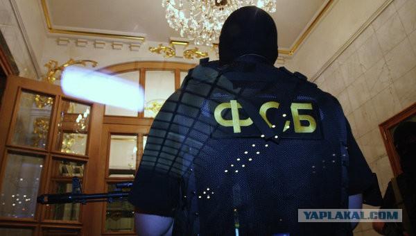 ФСБ задержала члена СММ ОБСЕ, собиравшего данные для украинских спецслужб