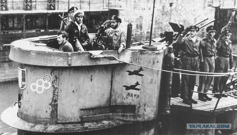 немецкие подводные лодки в годы вов