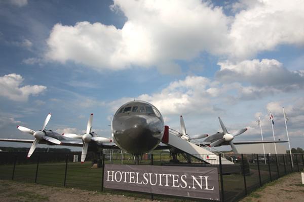 Отель на борту самолета