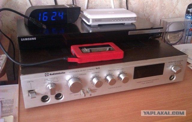 Усилитель радиотехника у 101 стерео принципиальная схема схемы