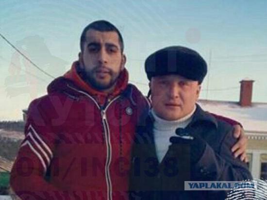 Фото авторитета Жданчика, застреленного при нападении на военный эшелон