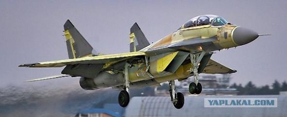 МиГ-29К для ВМФ России