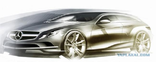 Mercedes-Benz, Fascination, авто, машины, автомобили.