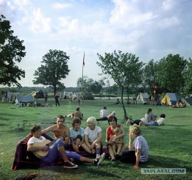 СССР в 1970-х (24 фото)
