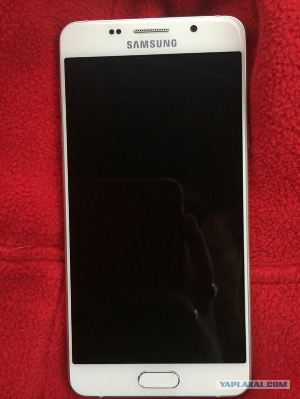 Продам Samsung Galaxy A5 (2016) белый
