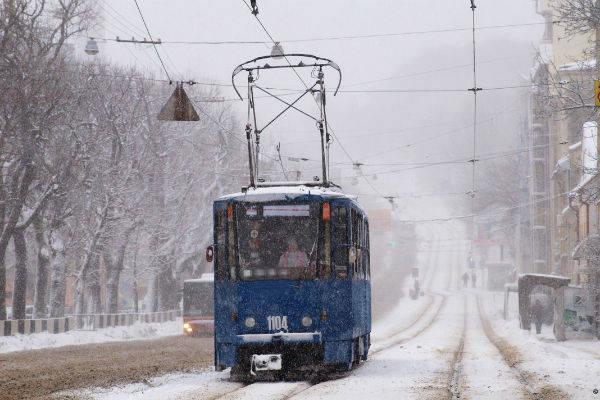 Сайт президента атаковали из львовского трамвая