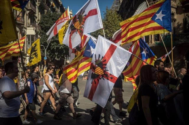 Регион против государства: что происходит в Каталонии в преддверии нового референдума