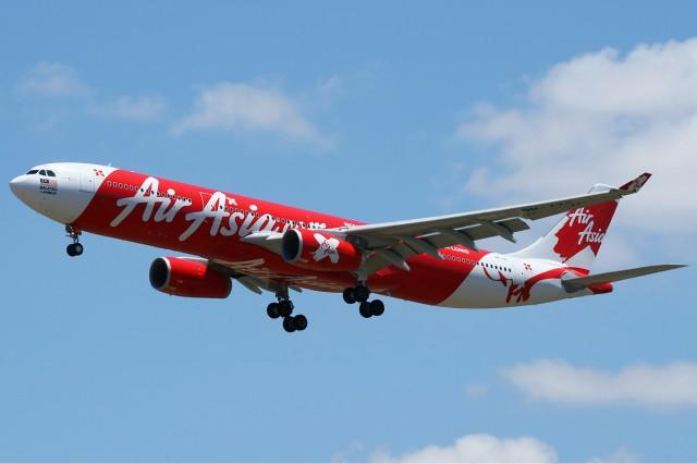Пропал самолет малазийской авиакомпании AirAsia