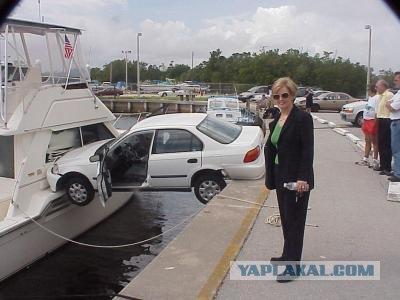 Как паркуются в россии - e4a