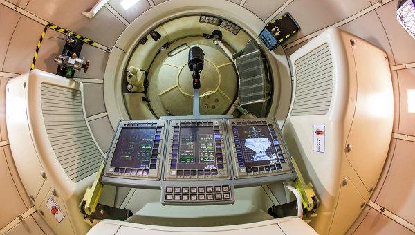 Новый российский космический корабль ПТКК НП