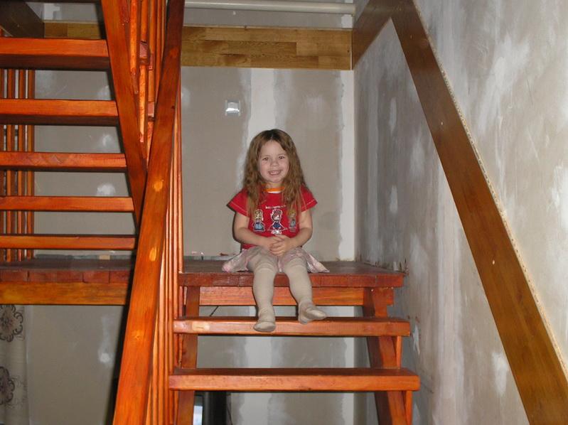 Как сделать своими руками раздвижную лестницу