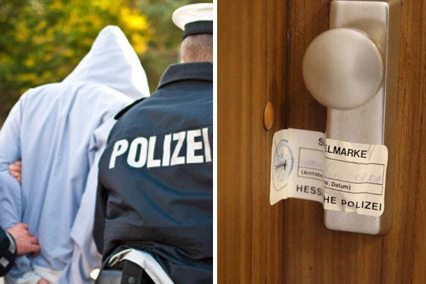 В Германии беженец выколол глаза и обглодал лицо мужчины