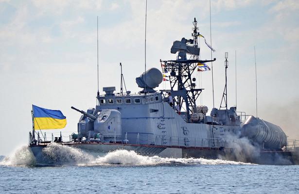 Стало известно о движущихся к Керченскому проливу украинских кораблях