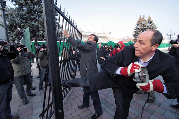 Парубий рассказал, почему идет на выборы Рады вместе с командой Яценюка - Цензор.НЕТ 9858
