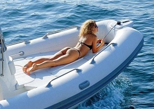 где и как регистрировать надувную лодку