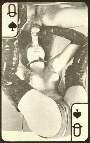 игральные порно карты