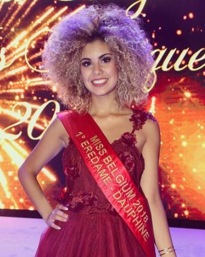 18-летняя бельгийка выиграла титул «Мисс мундиаль — 2018»