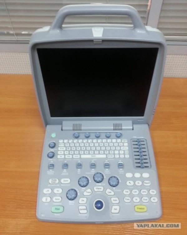 Продам УЗИ аппарат цена 450 000 руб.