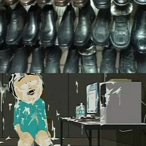 Кожаные ботинки ручной работы!