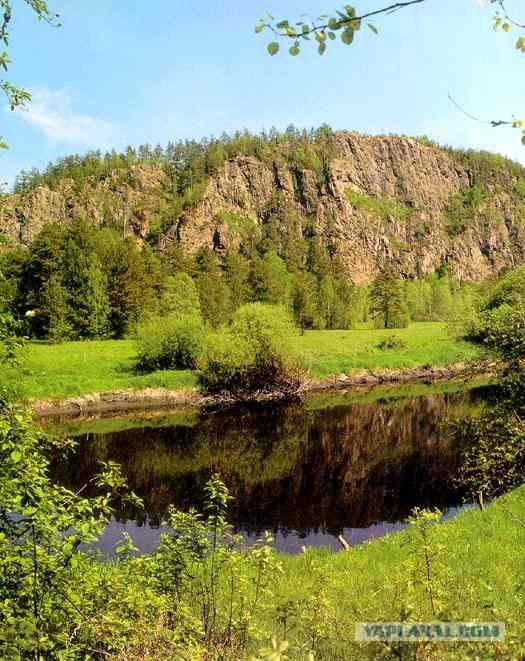 Гора Медведь-Камень.