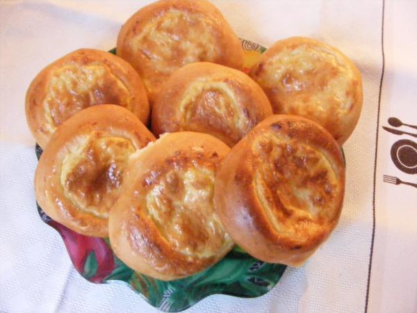 Рецепт шанежек с картошкой с фото пошагово