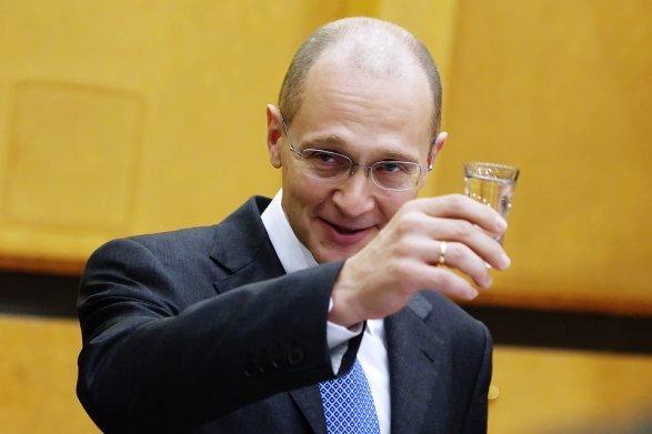 Путин присвоил Сергею Кириенко звание Героя России