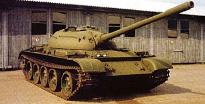 отработанную на Т-44 схему