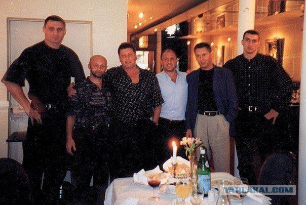 Освободители Украины от ворья