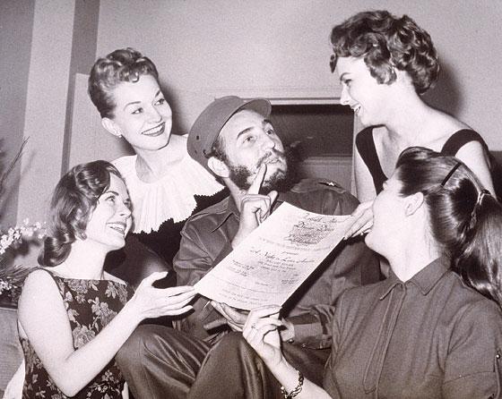 Fidel Castro  Biography of the Leader of Cuba