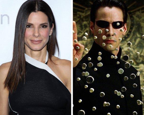 Знаменитые роли, которые могли достаться совсем другим актерам