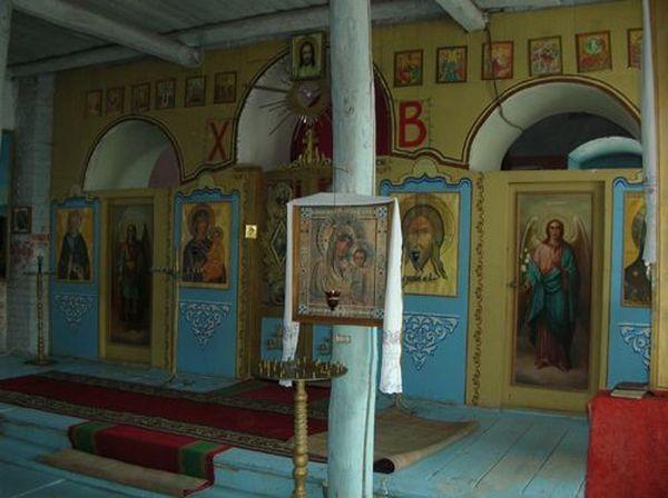 Подземелье старой церкви