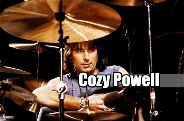 История рока: Cozy Powell