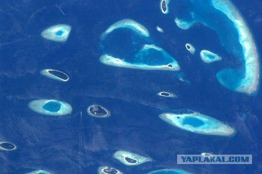 Cнимки Земли из космоса