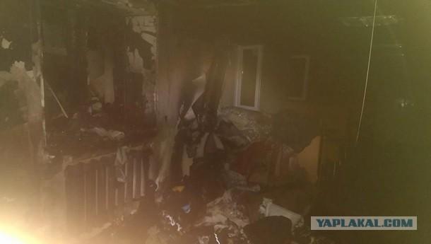 В Мариуполе сожгли офис волонтеров украинской