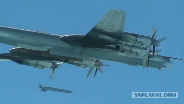 ВКС России нанесли третий массированный удар