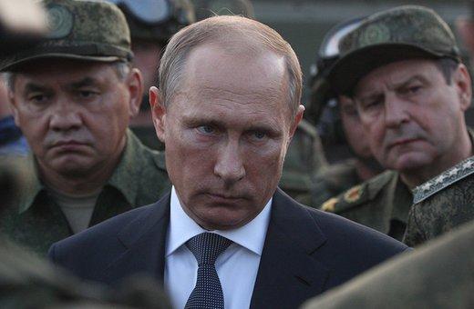 Путин заявил о превосходстве России над любым потенциальным агрессором