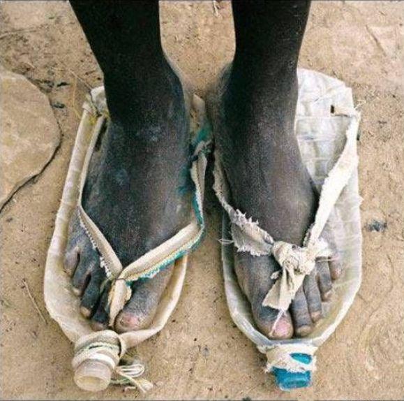 Смешная обувь своими руками 34