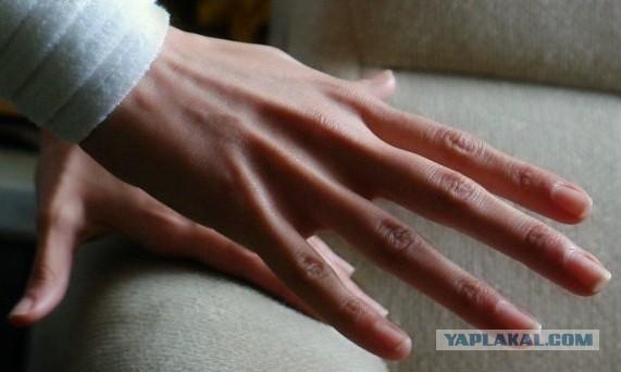 Как сделать руки тонкие