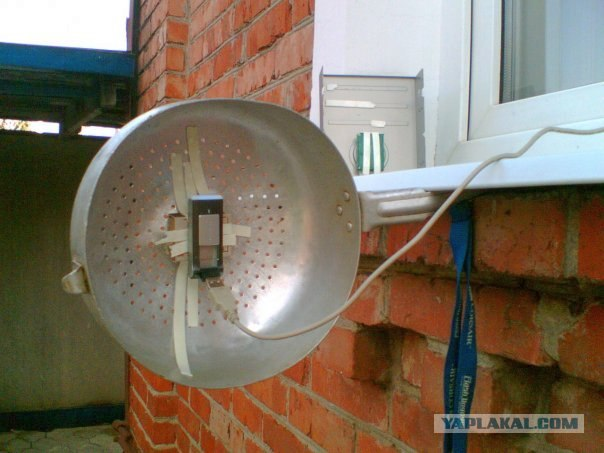 Как сделать домашнюю самодельную антенну на телевизор