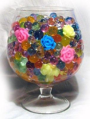 Как сделать шарик которые растут в воде